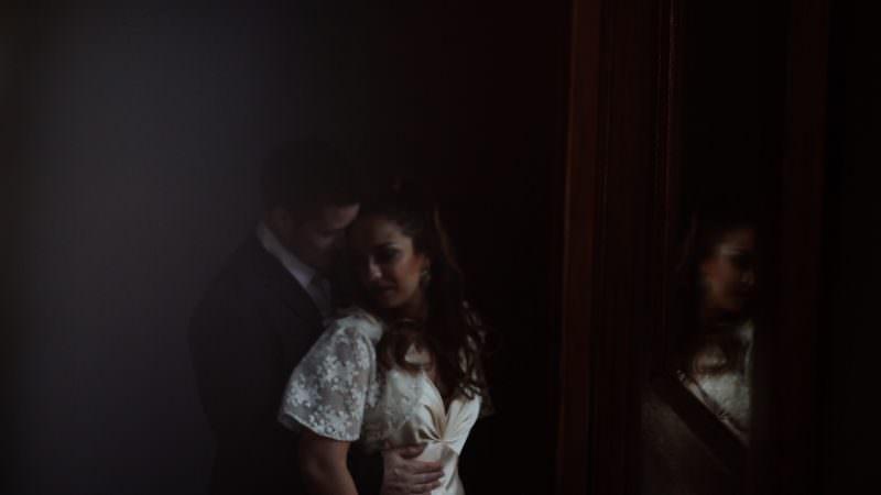 Wedding Night Boudoir Dance Film