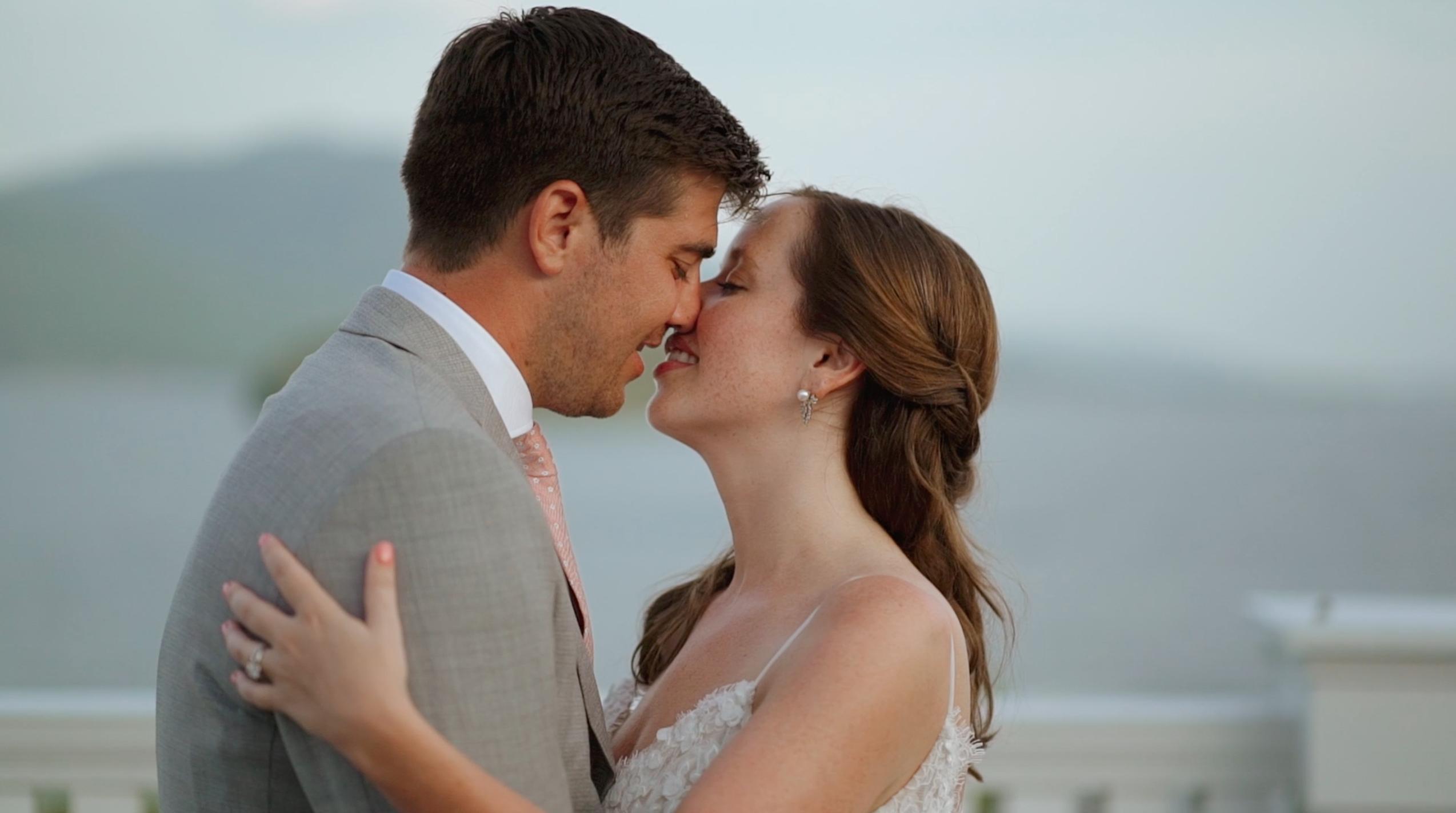 Sagamore Wedding Couple