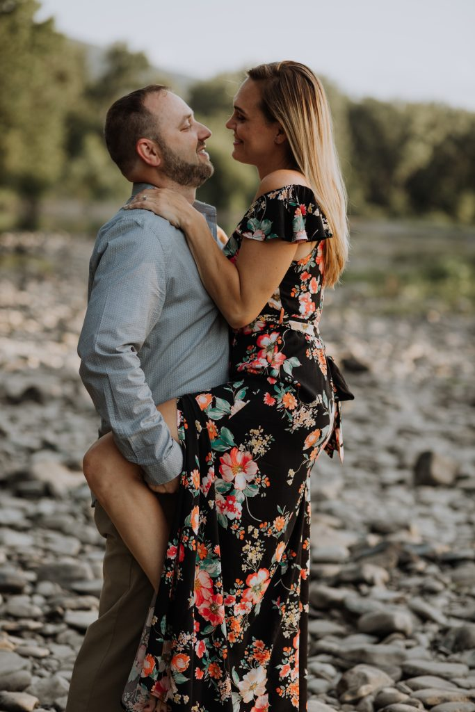 Sexy Engagement Photos